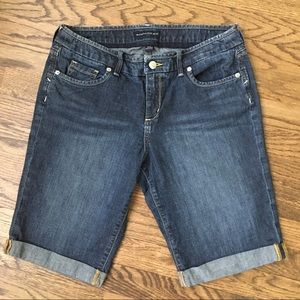 Banana Republic Bermuda Denim Shorts 30/10